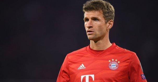 Bayern Münih'ten Thomas Müller'e izin çıkmadı