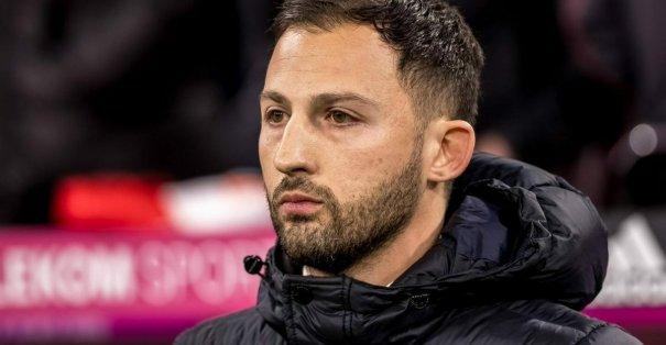 Sport1'e göre Domenico Tedesco Spartak Moskova'ya imza atacak