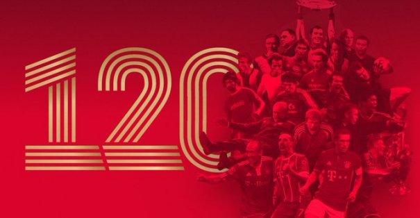 Bayern Münih kulübü 120 senelik tarihinde 20 önemli anı derledi