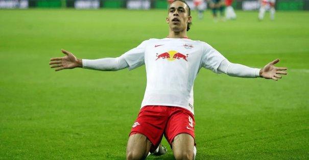 RB Leipzig'in yıldızı Yussuf Poulsen takımdan ayrılmak istiyor