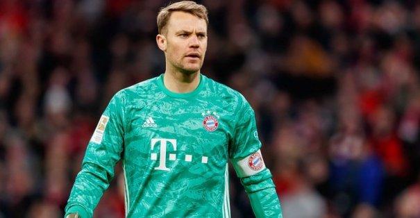 B. Münih ve M. Neuer sözleşme uzatma konusuna anlaşamadı