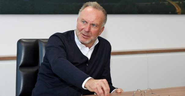 """Rummenigge: """"Eurosport'un DFL ile olan sözleşmesini feshetmesini üzücü buluyorum"""""""