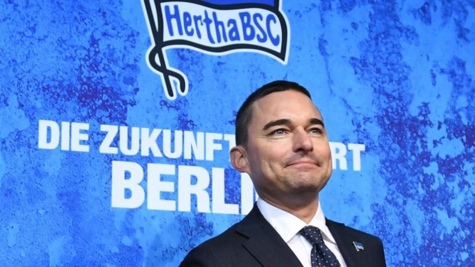 Lars Windhorst: 9 canlı yatırımcı ve O'nun Hertha Berlin'i
